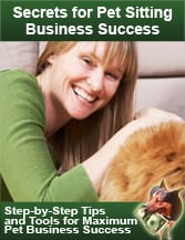 SecretsforSuccessfulPetSitting