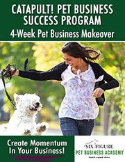 CATAPULT! 4 Week Pet Business Success Program