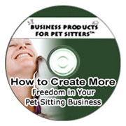 How to Create More Freedom in Your Pet Sitting Business Recording