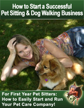How to Start a Pet Sitting and Dog Walking Business